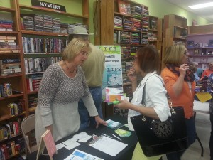Self-Published Authors Open House at The Book Exchange