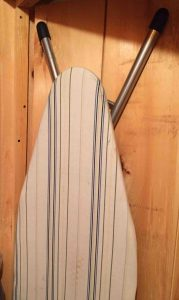 Recognize this? It's an Ironing Board!